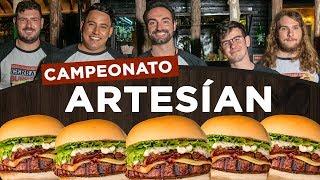 Artesian Burger Contest (4.5 pound burger)