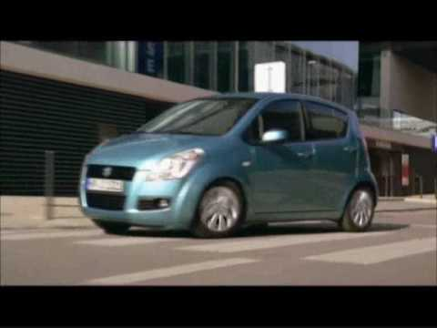 Crash Test: 2005 Suzuki Verona
