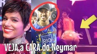 Bruna Marquezine no PALCO e Neymar cantando com LUDMILLA... VEJA!!!