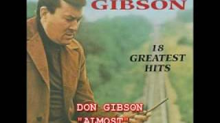 Watch Don Gibson Almost video