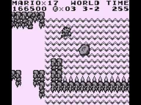Super Mario Land - Super Mario Land playthrough - User video