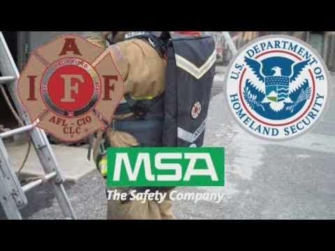 IAFF-MSA Low Profile SCBA Concept: Field Test
