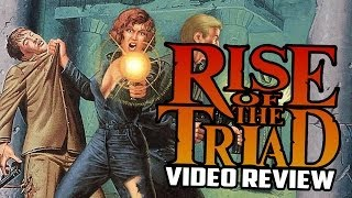 Retro Review - Rise of the Triad PC Game Review