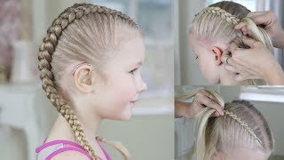 How to do TIGHT Braids by SweetHearts Hair