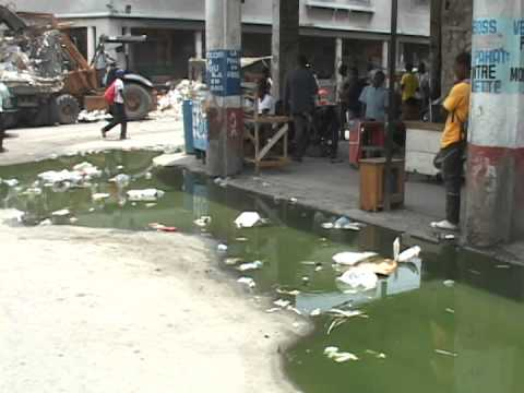 DOSSIER SPÉCIAL: Délabrement et insalubrité au centre-ville de Port-au-Prince, 5 ans après le séisme