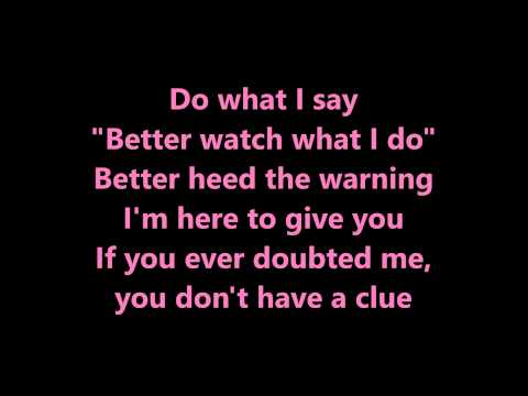 Dolph Ziggler Theme Song Lyrics 1080p