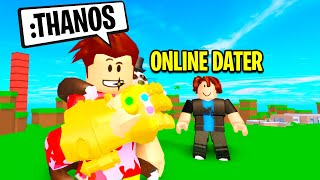 I Trolled ONLINE DATERS With NEW Admin Commands! (Roblox)