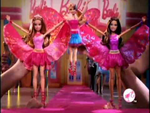 Кукла барби из мультфильма тайна феи