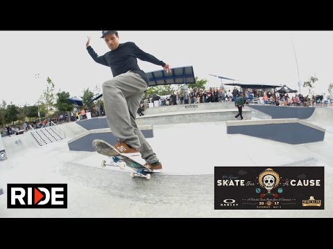 Sheckler Foundation's 8th Annual Skate for a Cause