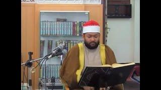 Amazing Recitation of Qari Sheikh Ahmad Bin Yusuf Al Azhari in Algeria 2016
