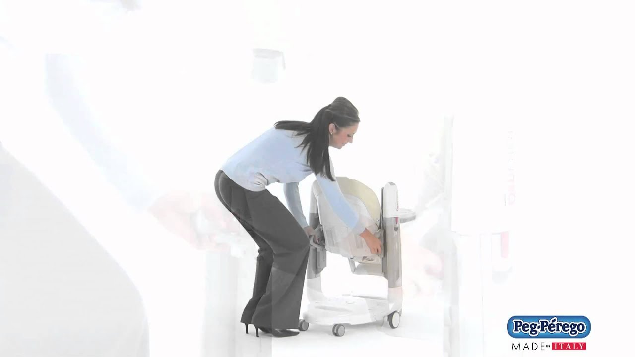 peg perego tatamia high chair instructions
