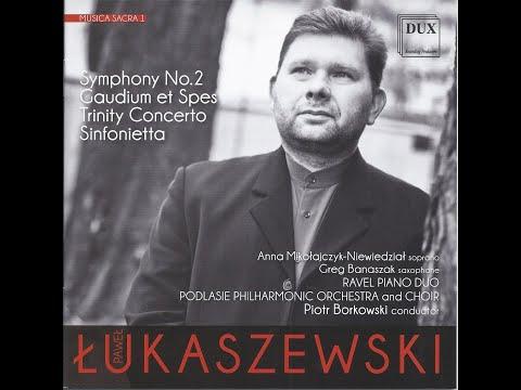 Pawel Lukaszewski - Symphony No 2, 4th mov.