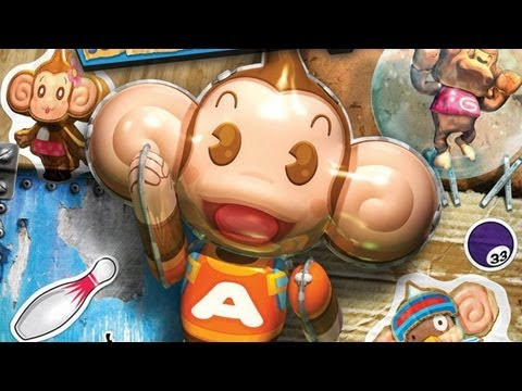 CGRundertow SUPER MONKEY BALL: BANANA SPLITZ for PlayStation Vita Video Game Review