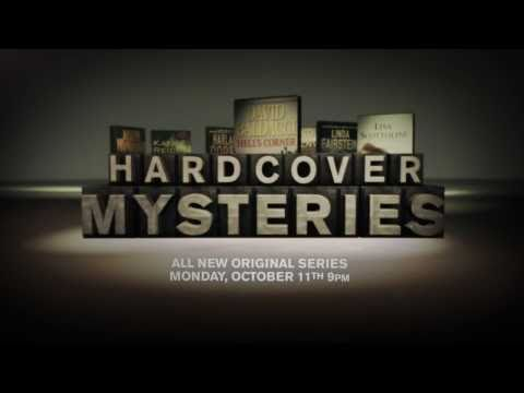 Hardcover Mysteries Promo
