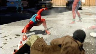 Marvel's Spider-Man (PS4) Trailer - Just the Facts: Combat