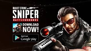 Bullet Strike: Sniper Games - Free Shooting PvP Gameplay Trailer ANDROID GAMES on GplayG