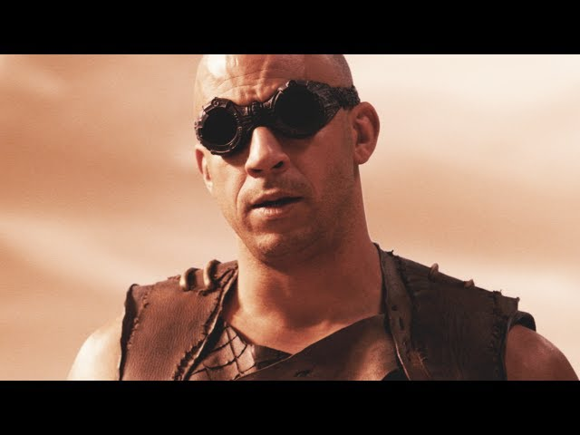 Riddick 2013 Trailer Vin Diesel Movie Riddick 3 - Official [HD]