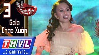 THVL | Gala Tuyệt đỉnh song ca - Tập 3 [2]: Phố Xuân - Cẩm Ly