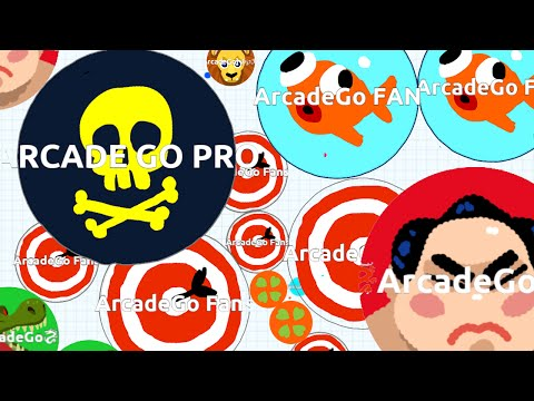 Agario Best Trolling And Team Up! (Agar.io Funny Moments)