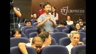 """Học sinh lớp 8  nói GD Việt Nam đã """"Thối nát"""" - Và mong muốn làm Bộ trưởng GD để thay đổi"""