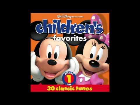 Disney Children's Favorites - Mary Had a Little Lamb Music Videos