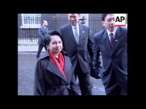 WRAP Adds Arroyo meeting Thatcher