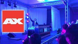 Ujico*Snail's House Live @ Anime Expo 2017 AXDance -CONXION- [Day 1 Part 3]