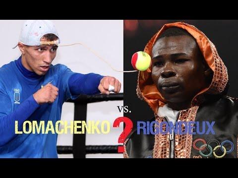 Ригондо vs. Ломаченко. Потенциальный бой двукратных Олимпийских чемпионов