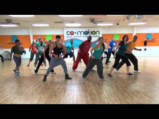 TIMBER by Pitbull/Ke$ha - Choreo by KELSI for Dance Fitness
