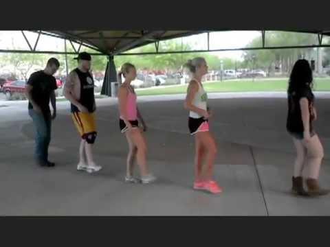 Luke Bryan - Country Girl (Shake It For Me) Line Dance!