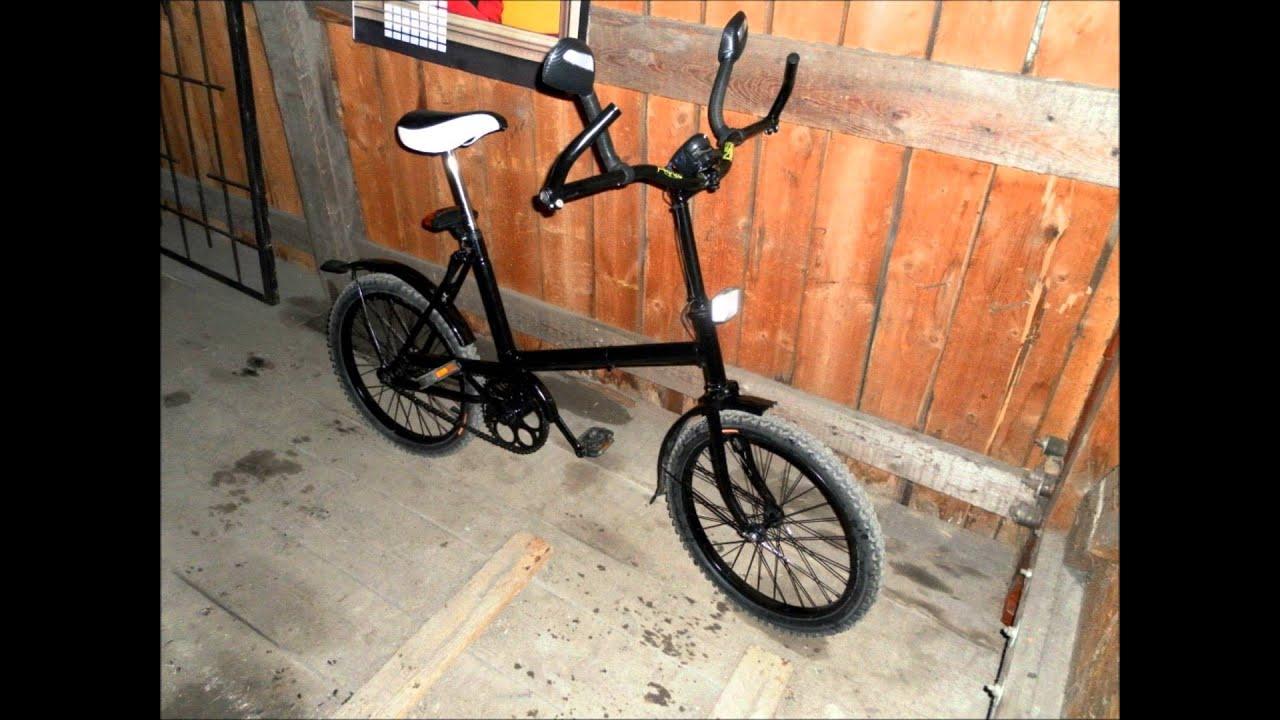 Тюнинг велосипеда аист своими руками 9