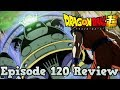 Dragon Ball Super Episode 120 Review: A Perfect Survival Strategy! Universe 3's Menacing Assassins