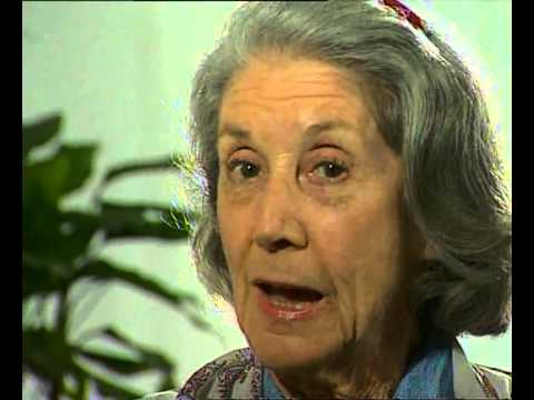 IN CONVERSATION - NADINE GORDIMER
