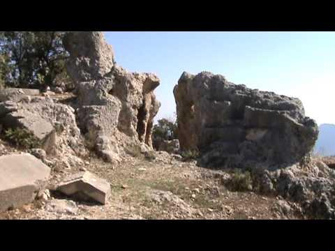 Asar Kalesi Unutulmuş Tarih Antalya - Asar Castle Forgotten History of Antalya