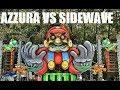 AZZURA VS SIDEWAVE @ MUSHROOM WORLD