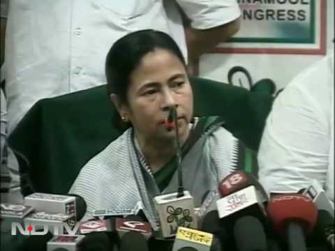Congress not doing us any favours: Mamata