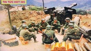 Có thể bạn chưa biết, Trận Hà Giang 1984, Pháo Việt Nam Đốt-Cháy quân Trung Quốc