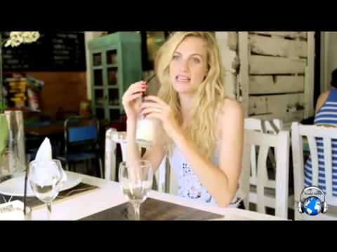 Alexa Chung and Poppy Delevingne on girls road trip