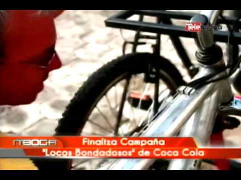 Finaliza campaña Locos Bondadosos de Coca Cola