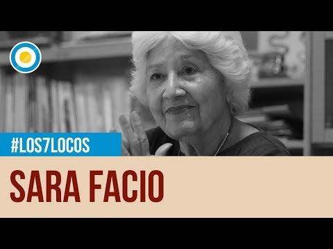 Sara Facio en Los 7 locos (1 de 4)