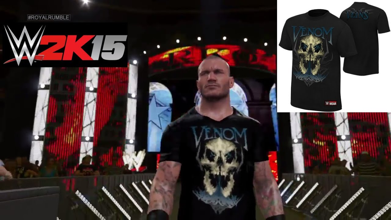 Randy Orton Updated Hair amp Attire Mod WWE 2K18