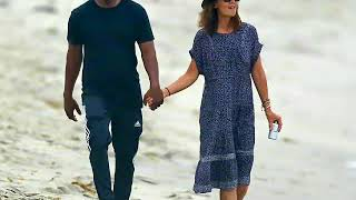 Katie Holmes and Jamie Foxx FINALLY confirm relationship as they hold hands on beach...