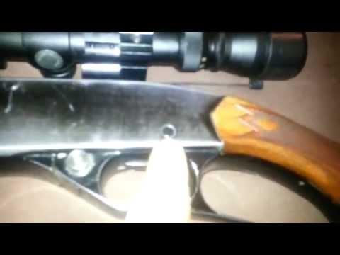 "winchester model 250 lever action disassembly ""remake"""
