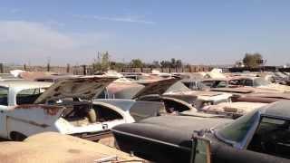 Junkyard Cars Chrysler Imperial Hot Spot