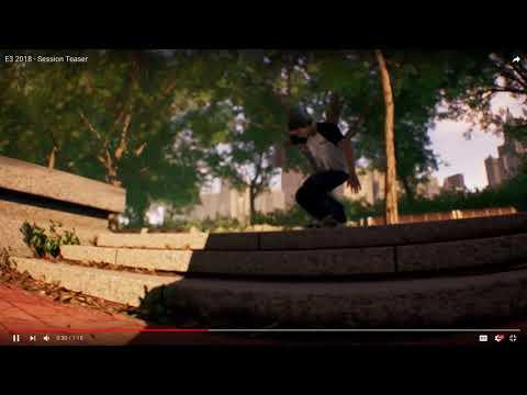 2018 Skate Board Game Release Project Session Breakdown