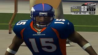 ESPN 2k5 Broncos PS1 EP1