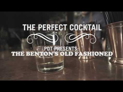 PDT's The Benton's Old Fashioned   Travel + Leisure