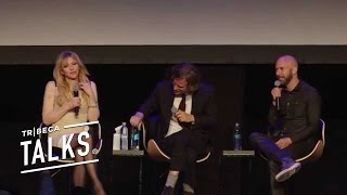 Courtney Love Talks Making of Cobain Documentary,  MONTAGE OF HECK