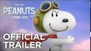 Peanuts   Official Trailer [HD]   FOX Family
