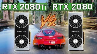RTX 2080 Ti vs RTX 2080 | Gaming Comparison [4K, 1440p & 1080p]